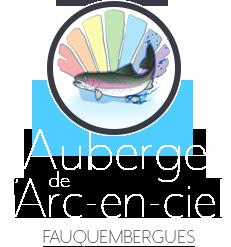 Auberge de l'Arc-en-ciel Logo